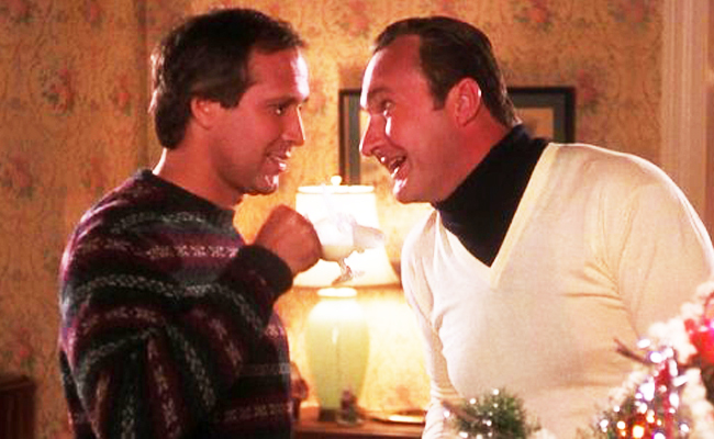 Most Famous Christmas Vacation Quotes: The Chic White Sheep