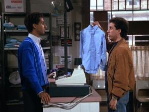 seinfeld dry cleaner